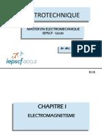 Chap1.Electromagnétisme