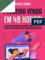 eBook Primeira Venda 48h