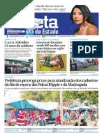 Gazeta do Estado Goiânia 1-10-2021