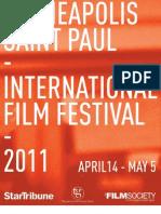 MSP Film Fest 2011 catalog