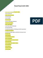 Pasal Penting UUD 1945 untuk tes CPNS