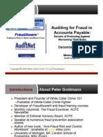 Learn Fraud risk