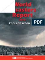 World Disasters Report 2010