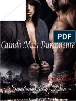 Sandrine Casq-Dion - Santorno 03 - Caindo mais duramente