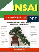 Strucnjak Za Vrt-Bonsai
