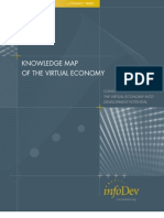 Knowledge Map of the Virtual Economy