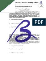 7. práctica - la literatura