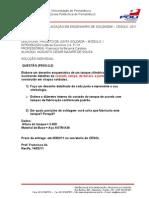 4a Avaliação - PROJETO_Tanque