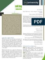 Factsheet MyUniversity project (en)