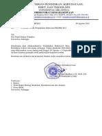 1600 Petunjuk Teknis Pengukuhan Dan PKKMB 2