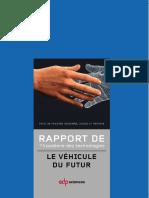 Académie des technologies - Le véhicule du futur-EDP Sciences (2013)