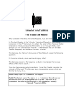 The Charoset Riddle-Unfin