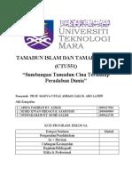 CTU551-REPORT PRESENTATION Farahain