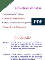 Curso de Robótica - Aula 7 - Controle de Robôs
