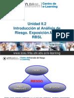 UNIDAD II.2-Análisis de Riesgo (RBA) - Presentación