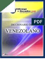 Diccionario del Venezolano