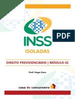 modulo-2-isoladas-direito-previdenciario-hugo-goes