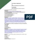 QUESTÕES DE ORÇAMENTO PÚBLICO COMENTADAS