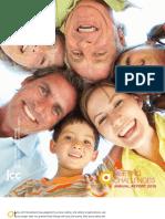 JCC Association Annual Report 2010
