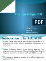 The Jan Lokpal Bill