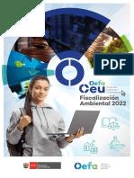 Brochure Ceu2022 OEFA