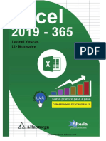 Excel - Ed 2019