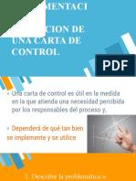 Implementacion de Cartas de control