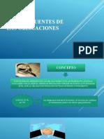 Tema 3 – Fuentes de Las Obligaciones (1)