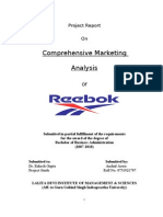 Marketing Reebok