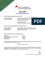 INFODescuentos DELE- 2008 logo