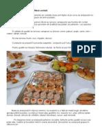 proiect mese tip coctail