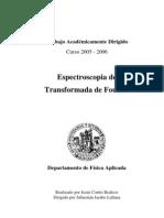 espectroscopiafurier