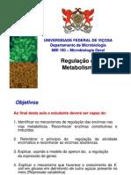 Regulacaodometabolismo