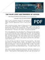The False Light of Lucifer