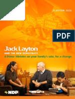 NDP Platform