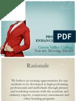 GVC Professional Enhancement