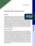 2009-October-Rating-Methodology-Shipping