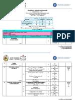 Planificare clasa XI- 3H