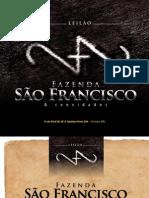 Leilão Fazenda São Francisco e Convidados