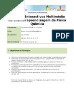 Quadros Interactivos Multimédia no ensino/aprendizagem da Física Química