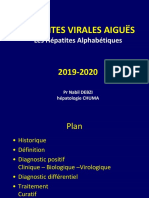 19- Pr. Debzi - Hépatites Virales Aiguës