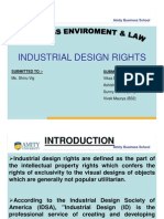 Industrial Design Rights (EBL) by Vikas