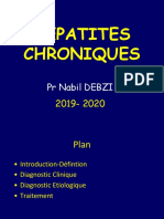 20- Pr. Debzi - Hépatites chroniques