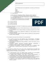 Prova de Histologia - Biomed - AV1