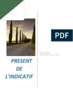 PRESENT DE L'INDICATIFf