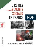 Histoire Des Mouvements Sociaux Histoire