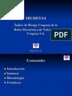 Presentacion IRUBEVSA
