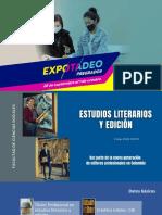 Presentación Estudios Literarios y Edición 2022_1