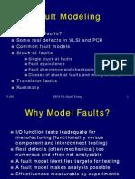 ch4 fault model