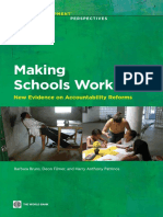 Making Schools Work